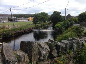 Clifden. Owen glen river